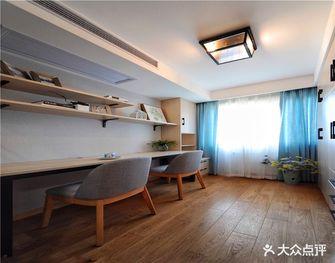 10-15万100平米三室两厅现代简约风格书房欣赏图