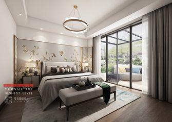 豪华型140平米别墅中式风格卧室欣赏图