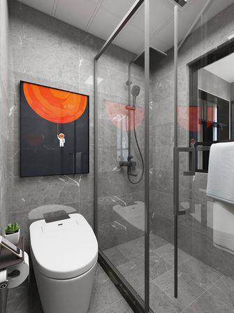 富裕型120平米现代简约风格卫生间装修案例