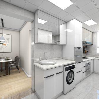 10-15万50平米小户型北欧风格厨房图片