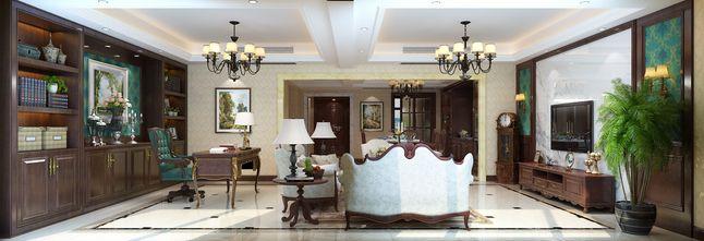 20万以上140平米四室两厅欧式风格客厅图片