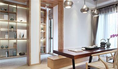140平米四室三厅中式风格书房装修图片大全