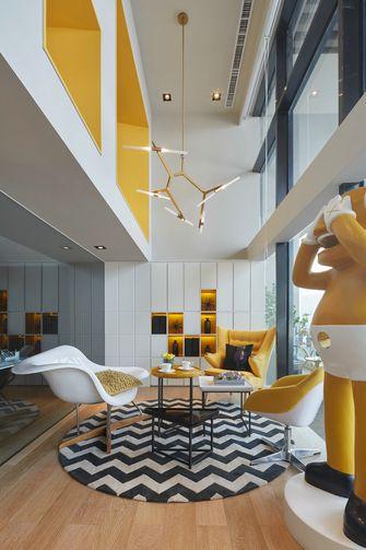 富裕型140平米别墅欧式风格阳台图片