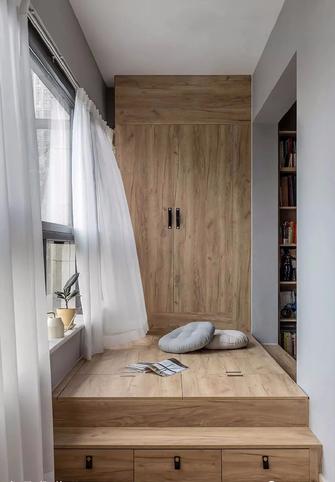 豪华型110平米三北欧风格阳台设计图