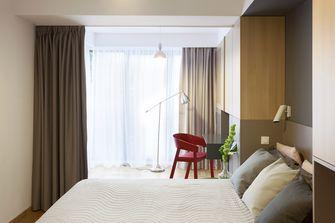 10-15万80平米现代简约风格卧室图片大全
