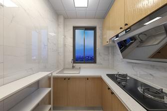 50平米一室两厅日式风格厨房图片大全