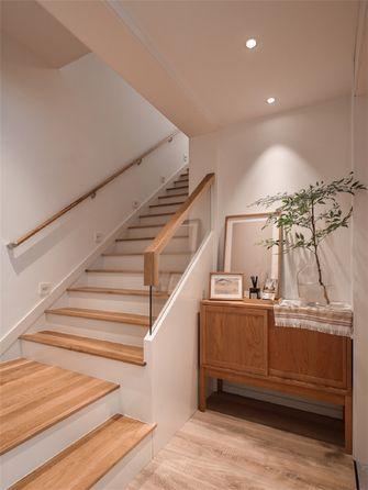 10-15万120平米三室两厅日式风格楼梯间装修图片大全