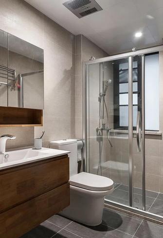 富裕型120平米三室两厅日式风格卫生间装修案例