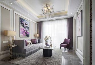 10-15万70平米复式欧式风格客厅图