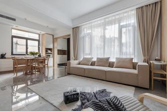 豪华型140平米别墅日式风格客厅设计图