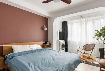 经济型60平米混搭风格卧室图片大全