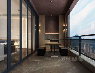 15-20万140平米现代简约风格阳台装修效果图