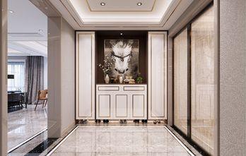 豪华型140平米三室两厅美式风格玄关设计图