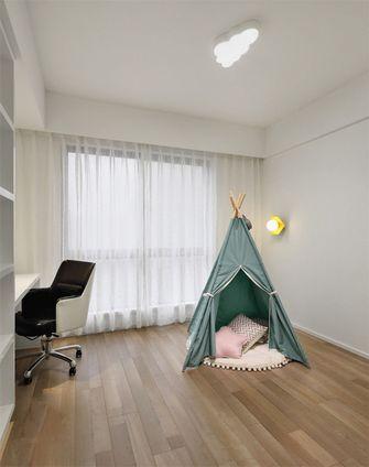 120平米三室两厅现代简约风格青少年房欣赏图