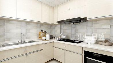 富裕型80平米四轻奢风格厨房图片