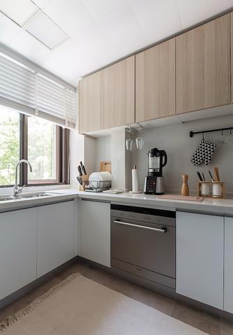 经济型90平米三现代简约风格厨房图片大全