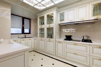 140平米复式法式风格厨房设计图