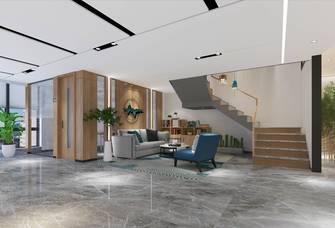 经济型140平米公装风格走廊装修案例