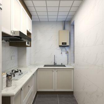 3万以下90平米现代简约风格厨房装修图片大全