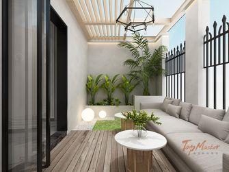 140平米别墅法式风格阳台装修效果图