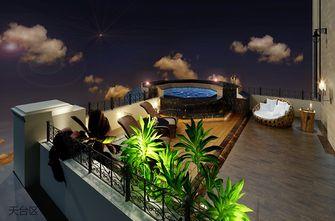 140平米别墅新古典风格阳台欣赏图
