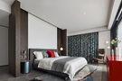 豪华型140平米混搭风格卧室欣赏图