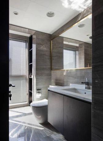 经济型100平米三室两厅中式风格卫生间图片