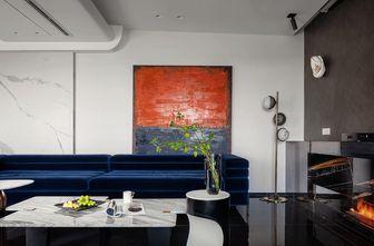 3万以下140平米现代简约风格客厅装修案例