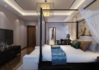 90平米新古典风格卧室图片大全