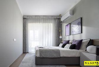 15-20万140平米四室两厅现代简约风格卧室图