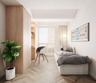 豪华型60平米法式风格书房图
