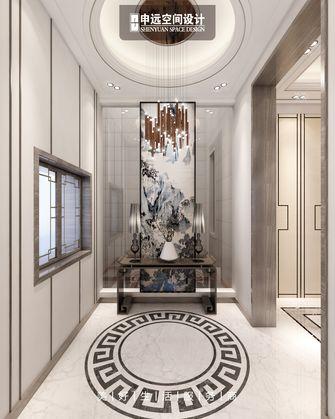 20万以上140平米别墅中式风格玄关效果图