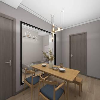 经济型40平米小户型混搭风格餐厅设计图