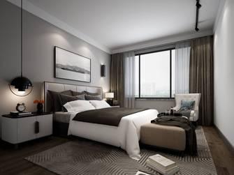 110平米三工业风风格卧室效果图