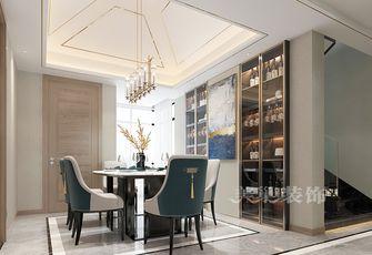 20万以上140平米复式欧式风格餐厅装修案例