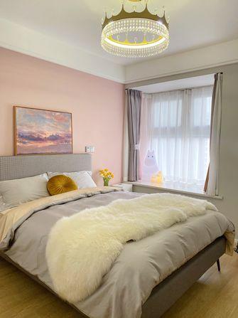 90平米三现代简约风格卧室装修图片大全