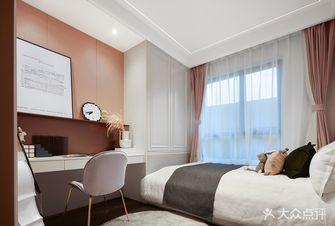 20万以上140平米三室两厅法式风格卧室图片
