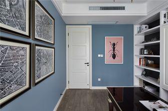 140平米四室两厅欧式风格书房效果图