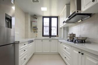 经济型130平米三美式风格厨房图片