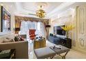 15-20万120平米四室一厅法式风格客厅欣赏图