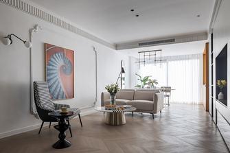 15-20万130平米四室一厅轻奢风格客厅效果图