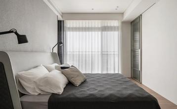 140平米三室两厅日式风格卧室图片大全