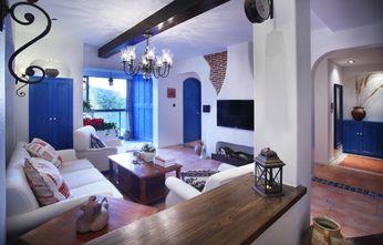 130平米三室两厅地中海风格其他区域图片