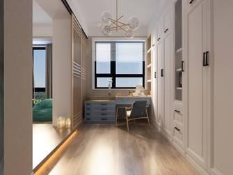 140平米四北欧风格卧室装修案例
