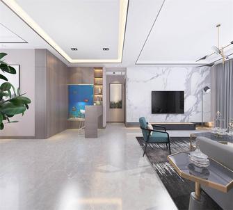 10-15万140平米三室两厅北欧风格玄关设计图