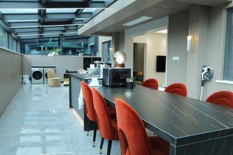豪华型140平米复式轻奢风格阳光房装修案例