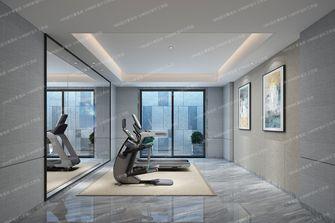 140平米别墅中式风格健身房装修图片大全