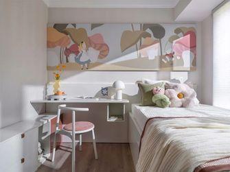 富裕型三现代简约风格青少年房欣赏图