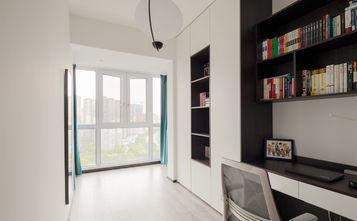富裕型100平米三混搭风格书房装修效果图