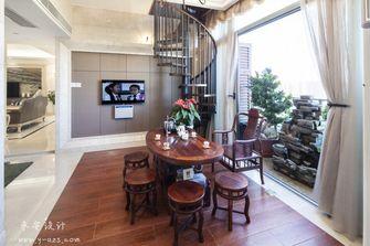 20万以上140平米复式新古典风格玄关设计图